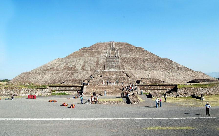 太陽ピラミッド