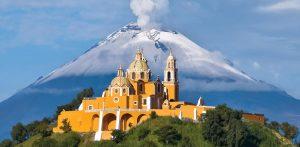 天使が創った街 Puebla (プエブラ) ―シンコ・デ・マヨ発祥の地―