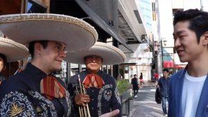 銀座にメキシコが出現!Mariachi México と歌うメキシカンなひととき