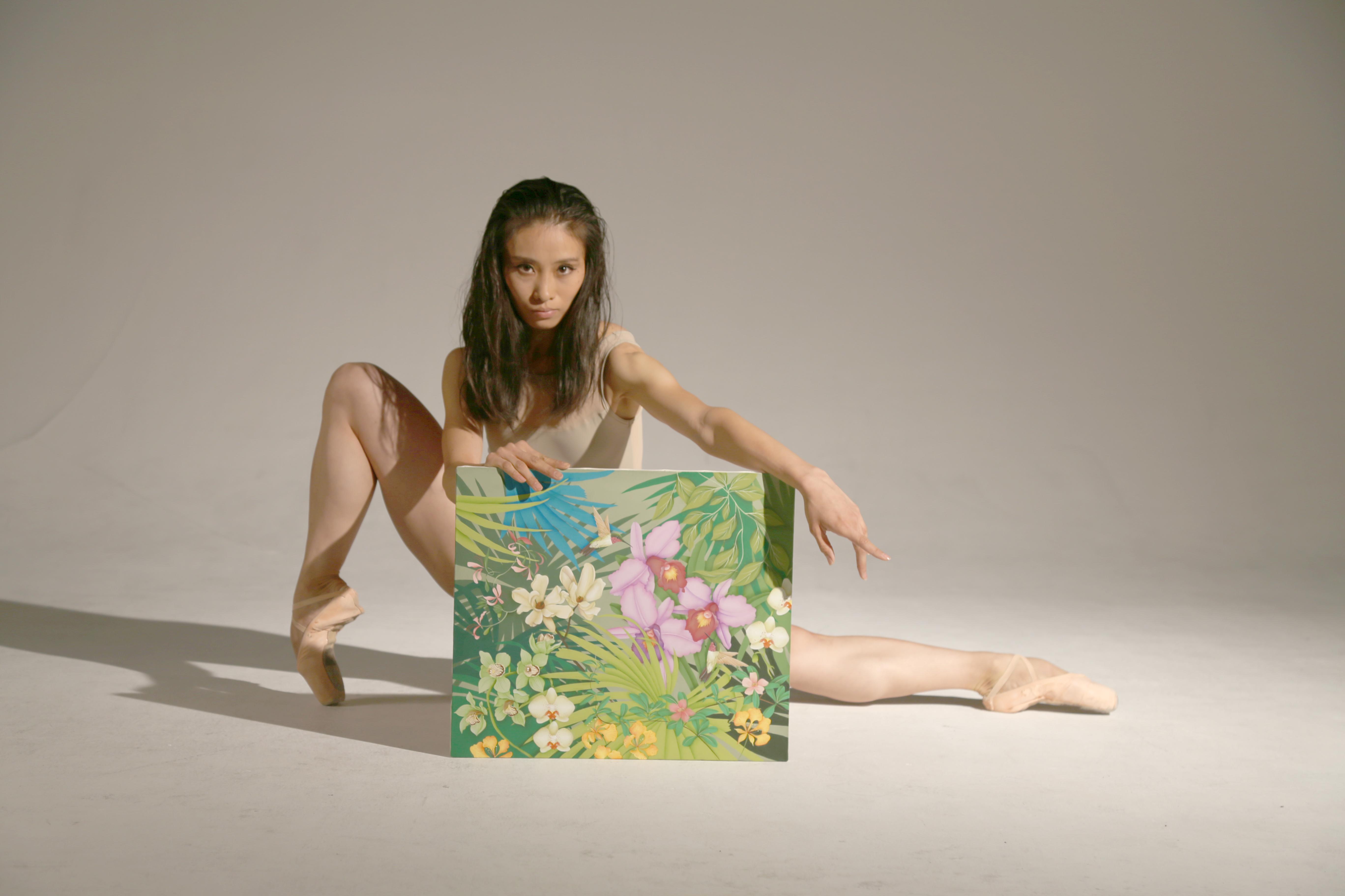 ~絵画の彩り、ガラスの輝き、ダンサーの躍動~